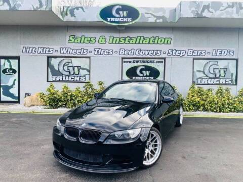 2009 BMW M3 for sale at Greenway Auto Sales in Jacksonville FL