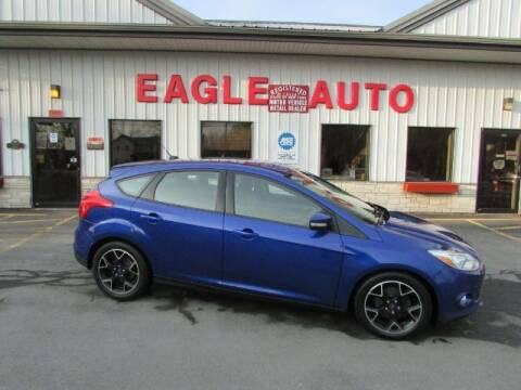 2013 Ford Focus for sale at Eagle Auto Center in Seneca Falls NY
