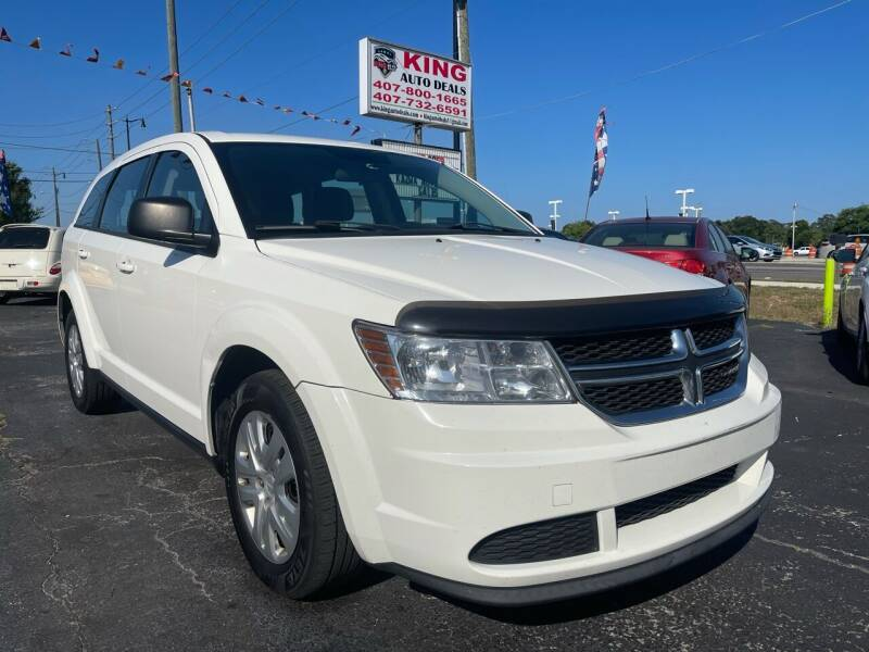 2014 Dodge Journey for sale at King Auto Deals in Longwood FL
