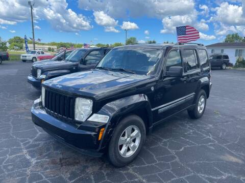 2009 Jeep Liberty for sale at Pine Auto Sales in Paw Paw MI