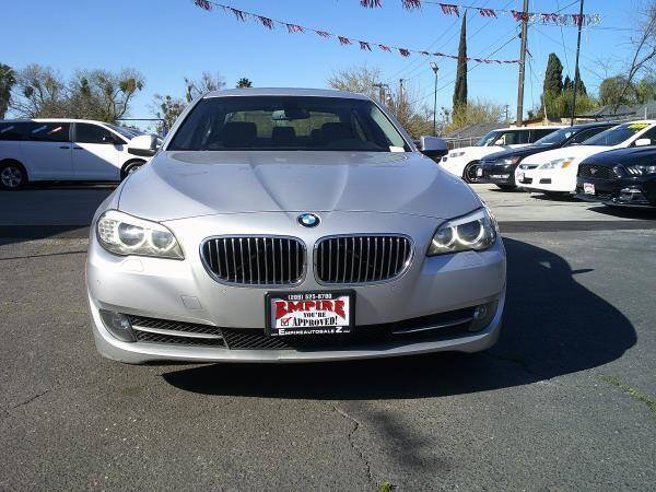 2013 BMW 5 Series for sale at Empire Auto Sales in Modesto CA