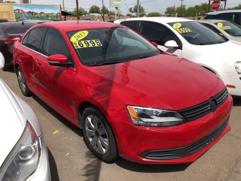 2013 Volkswagen Jetta for sale at Valley Auto Center in Phoenix AZ