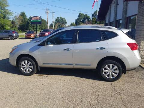 2015 Nissan Rogue Select for sale at David Shiveley in Mount Orab OH
