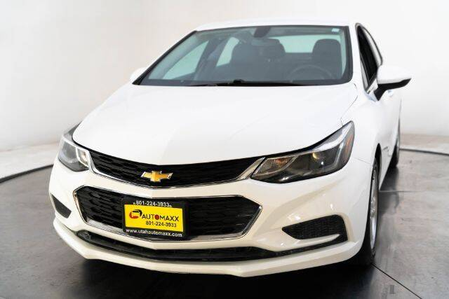 2017 Chevrolet Cruze for sale at AUTOMAXX MAIN in Orem UT