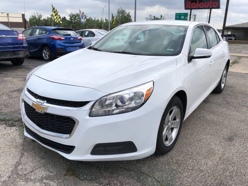 2016 Chevrolet Malibu Limited for sale at Ital Auto in Oklahoma City OK