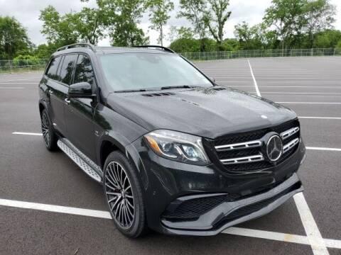 2017 Mercedes-Benz GLS for sale at CON ALVARO ¡TODOS CALIFICAN!™ in Columbia TN