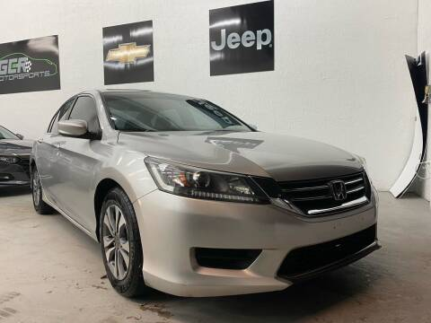 2014 Honda Accord for sale at GCR MOTORSPORTS in Hollywood FL