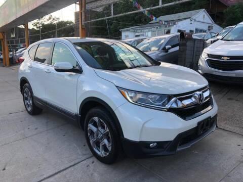 2018 Honda CR-V for sale at Sylhet Motors in Jamaica NY