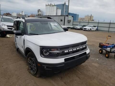 2021 Ford Bronco Sport for sale at ELITE MOTOR CARS OF MIAMI in Miami FL