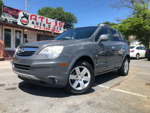 2009 Saturn Vue for sale at Atlas Auto Sales in Smyrna GA