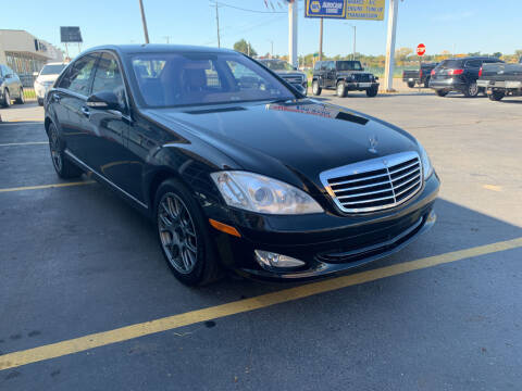 2007 Mercedes-Benz S-Class for sale at Summit Palace Auto in Waterford MI
