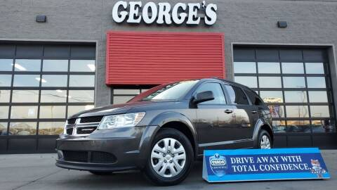 2017 Dodge Journey for sale at George's Used Cars - Pennsylvania & Allen in Brownstown MI