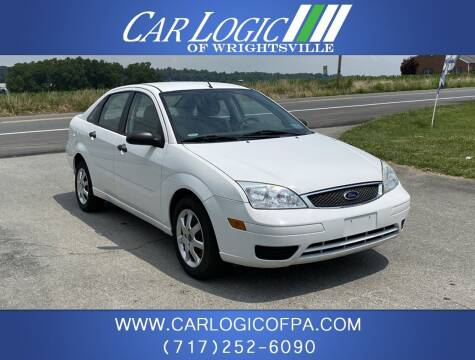 2005 Ford Focus for sale at Car Logic in Wrightsville PA