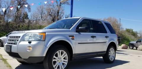 2008 Land Rover LR2 for sale at FRESH TREAD AUTO LLC in Springville UT