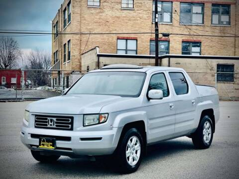 2006 Honda Ridgeline for sale at ARCH AUTO SALES in St. Louis MO