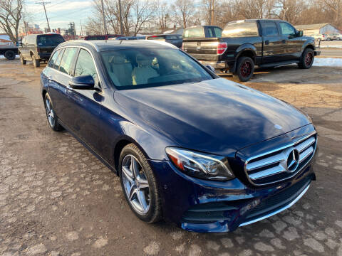 2017 Mercedes-Benz E-Class for sale at Truck City Inc in Des Moines IA