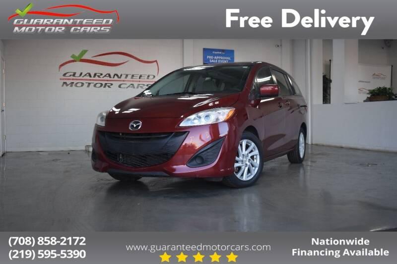 2012 Mazda MAZDA5 for sale in Lansing, IL