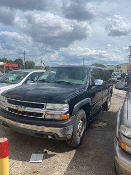 2001 Chevrolet Suburban for sale at Big Bills in Milwaukee WI