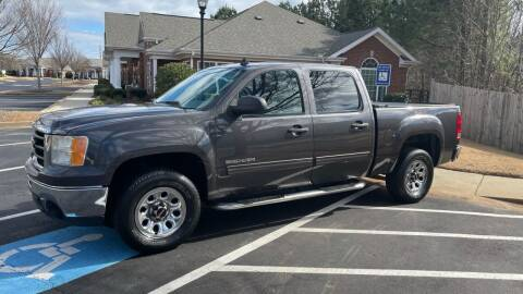 2011 GMC Sierra 1500 for sale at A LOT OF USED CARS in Suwanee GA