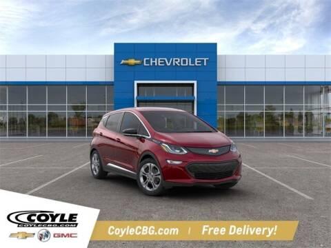 2020 Chevrolet Bolt EV for sale at COYLE GM - COYLE NISSAN in Clarksville IN