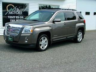 2011 GMC Terrain for sale at HILLTOP MOTORS INC in Caribou ME