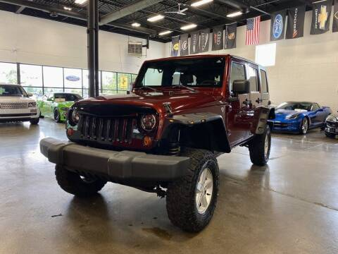 2009 Jeep Wrangler Unlimited for sale at CarNova in Sterling Heights MI