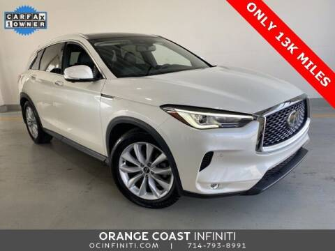 2019 Infiniti QX50 for sale at ORANGE COAST CARS in Westminster CA