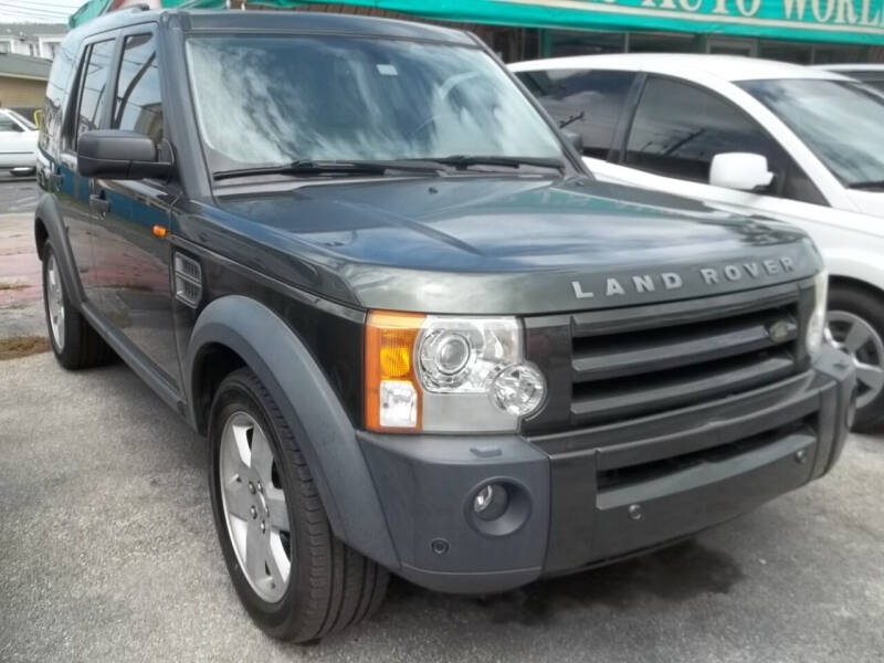 2008 Land Rover LR3 for sale at PJ's Auto World Inc in Clearwater FL