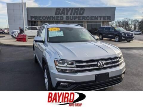 2019 Volkswagen Atlas for sale at Bayird Truck Center in Paragould AR