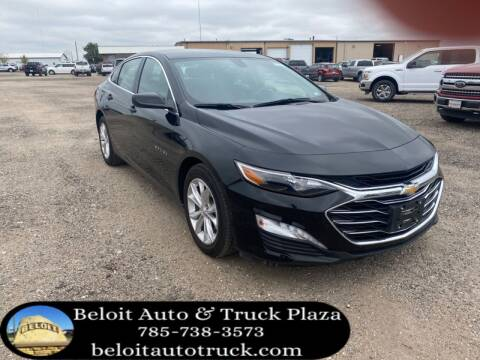 2019 Chevrolet Malibu for sale at BELOIT AUTO & TRUCK PLAZA INC in Beloit KS