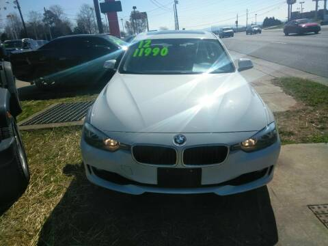 2012 BMW 3 Series for sale at AUTOPLEX 528 LLC in Huntsville AL