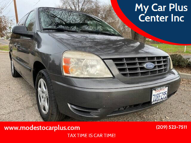 2006 Ford Freestar for sale at My Car Plus Center Inc in Modesto CA
