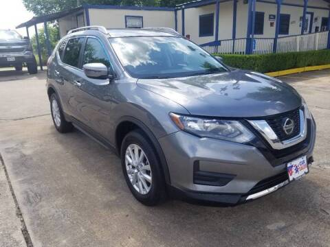 2018 Nissan Rogue for sale at USA Car Sales in Houston TX