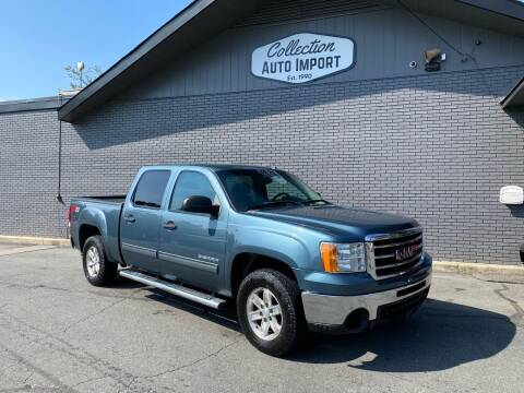 2012 GMC Sierra 1500 for sale at Collection Auto Import in Charlotte NC