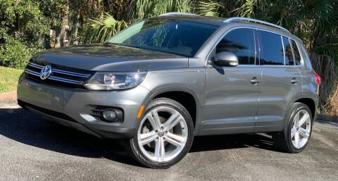 2014 Volkswagen Tiguan for sale at PennSpeed in New Smyrna Beach FL