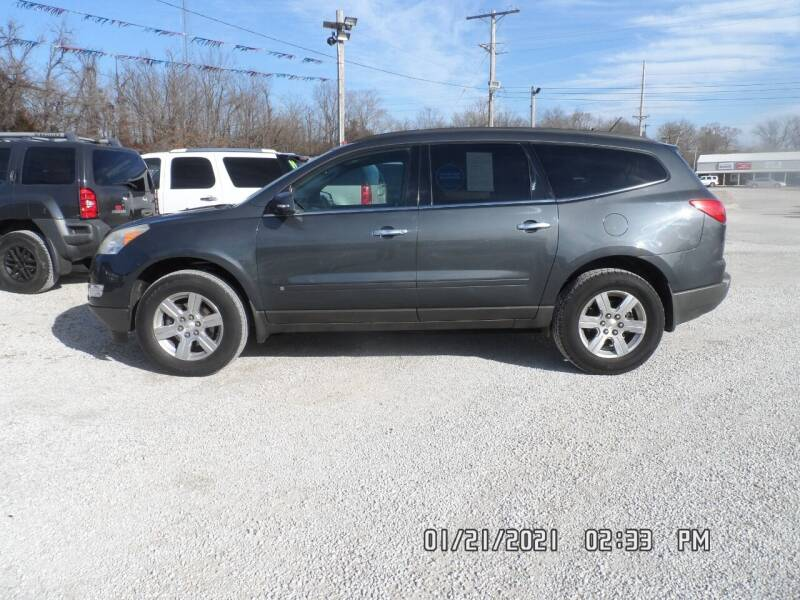 2010 Chevrolet Traverse for sale at Town and Country Motors in Warsaw MO