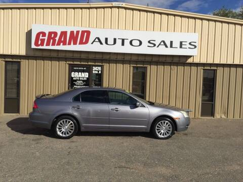 2007 Mercury Milan for sale at GRAND AUTO SALES in Grand Island NE