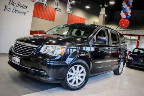 2014 Chrysler Town and Country for sale at Quality Auto Center of Springfield in Springfield NJ