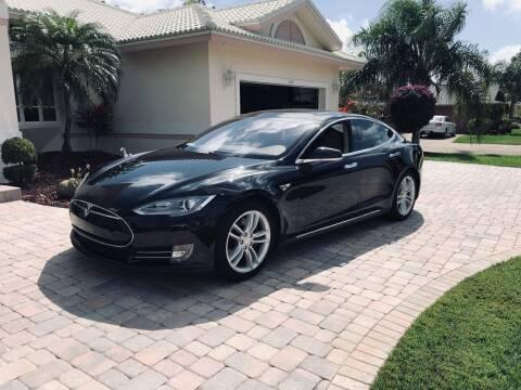 2013 Tesla Model S for sale at Bcar Inc. in Fort Myers FL