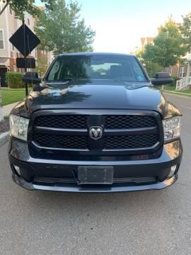 2014 RAM Ram Pickup 1500 for sale at Pak1 Trading LLC in South Hackensack NJ