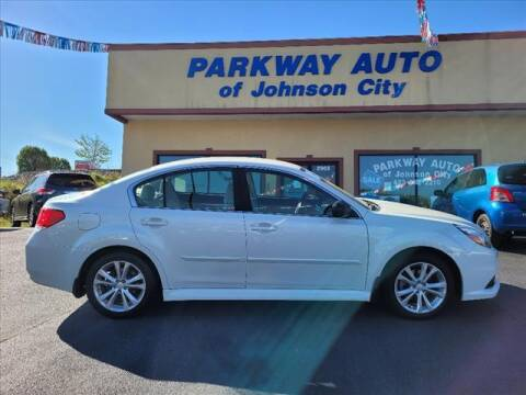 2014 Subaru Legacy for sale at PARKWAY AUTO SALES OF BRISTOL - PARKWAY AUTO JOHNSON CITY in Johnson City TN