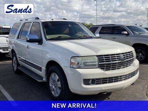 2008 Lincoln Navigator for sale at Sands Chevrolet in Surprise AZ