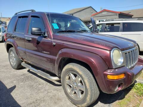 2004 Jeep Liberty for sale at New Start Motors LLC - Crawfordsville in Crawfordsville IN