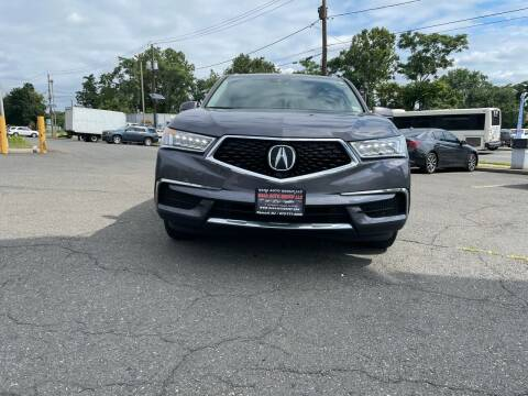 2018 Acura MDX for sale at Nasa Auto Group LLC in Passaic NJ