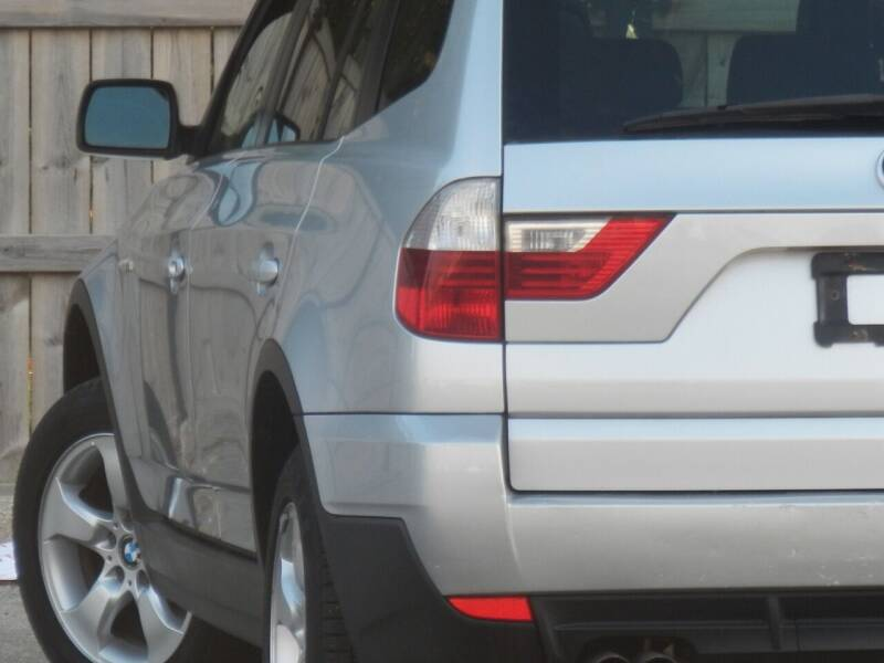 2008 BMW X3 for sale at Moto Zone Inc in Melrose Park IL