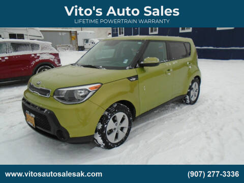 2014 Kia Soul for sale at Vito's Auto Sales in Anchorage AK