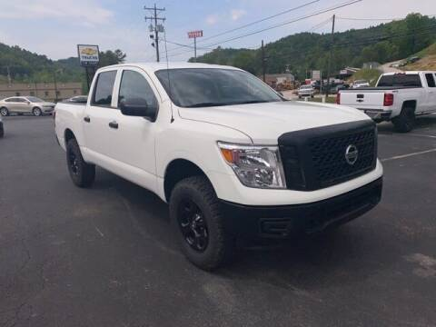 2018 Nissan Titan for sale at Tim Short Auto Mall 2 in Corbin KY