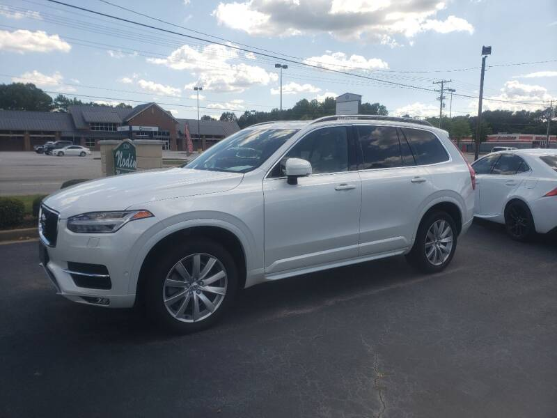 2017 Volvo XC90 for sale at Nodine Motor Company in Inman SC