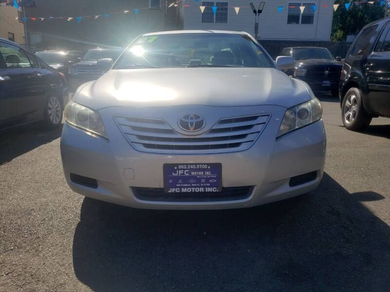 2007 Toyota Camry for sale at JFC Motors Inc. in Newark NJ