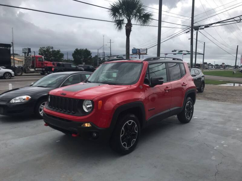 2017 Jeep Renegade for sale at Advance Auto Wholesale in Pensacola FL